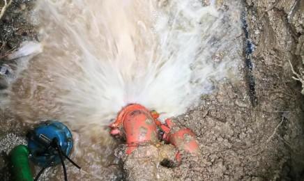 溧水区管道漏水检测