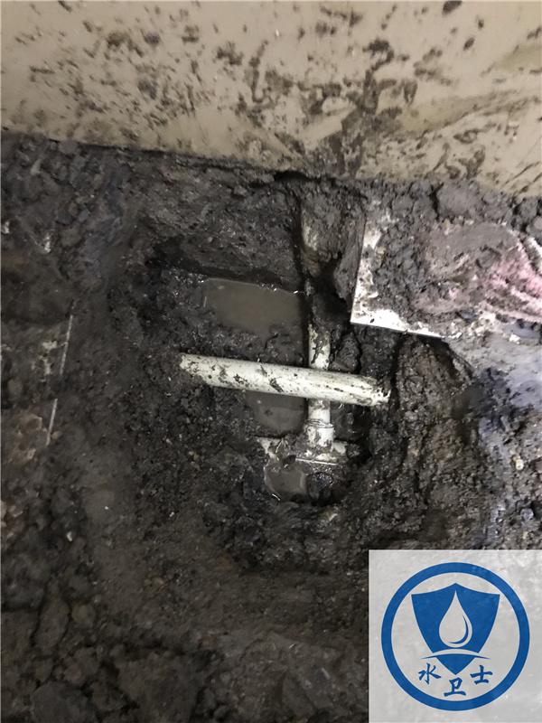南京管道测漏案例